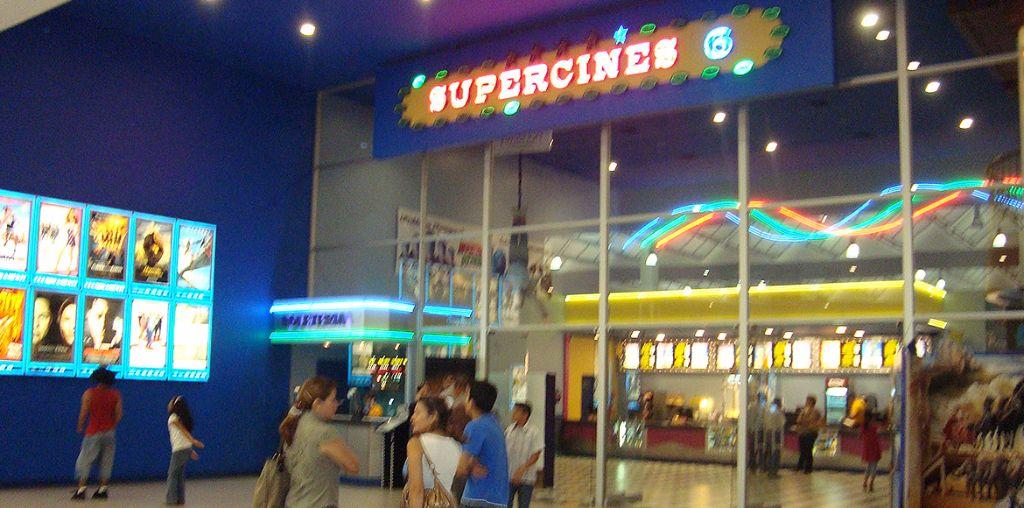 Supercines Machala